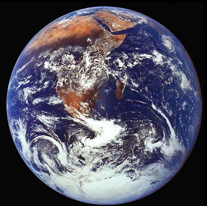 Ziemia Planeta Informacje